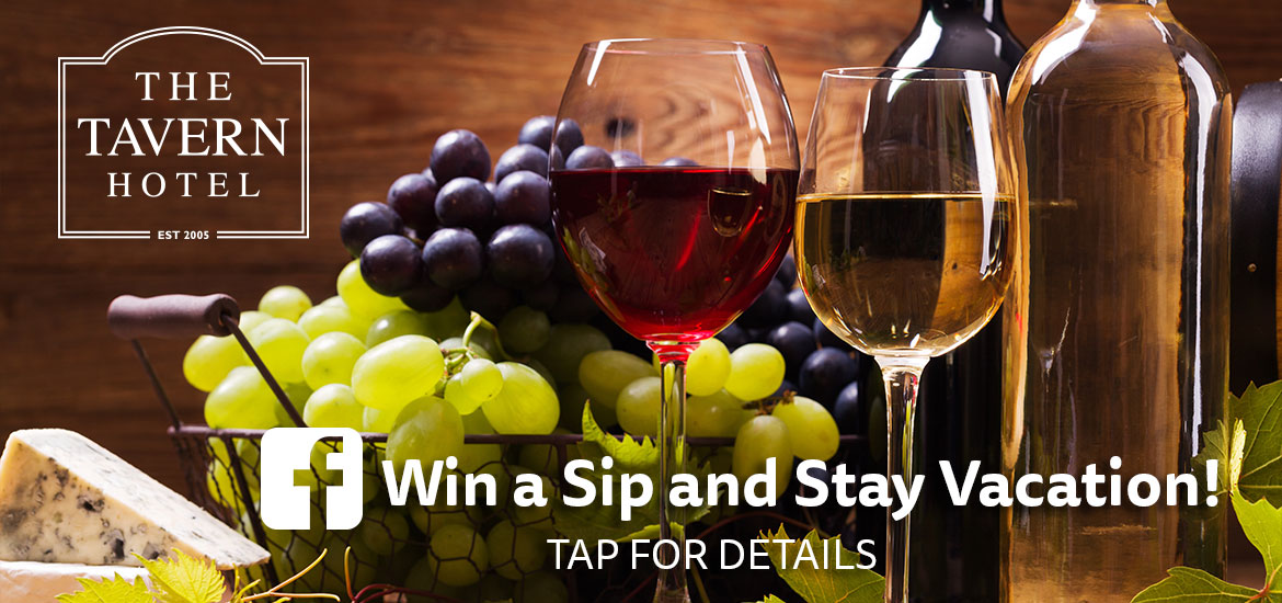 Sip & Stay Contest